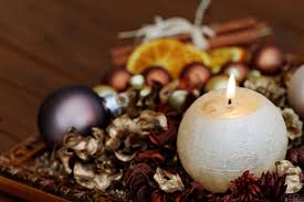 christmas decorations candles christmas light new year candle