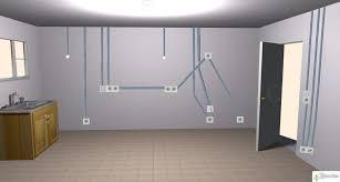 alimentation electrique cuisine norme cablage electrique maison tuto électricité tableau electrique