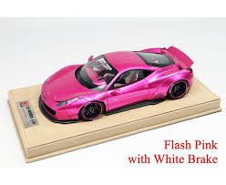 car ferrari pink 458 liberty walk lb performance different colors by lb work