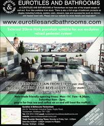 Euro Tiles And Bathrooms Richmond U0026 Twickenham Times Business Directory Coupons