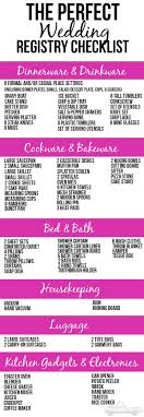 bed bath wedding registry list bedding this wedding registry checklist from pucentro is ideal