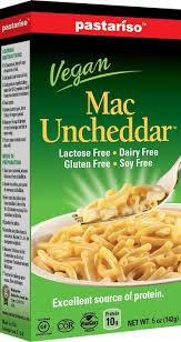 amazon com pastariso vegan mac uncheddar dinner 5 ounce pack