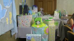 gift table for baby shower wblqual com