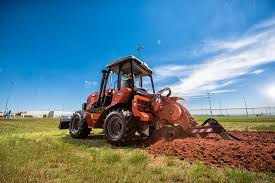 ditch18 ditch witch a machine for digging trenches and ditches