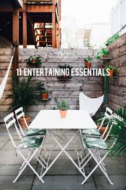 11 entertaining essentials for your summer soiree the everygirl
