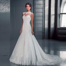 cheap bridal gowns discount 2017 lace high low wedding dresses cheap bridal