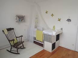 decoration chambre de bébé deco scandinave pour chambre idee decoration mixte vintage style