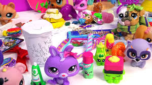 Blind Bag Littlest Pet Shop Lps Mystery Surprise Handmade Blind Bags Toys Cookieswirlc Fan