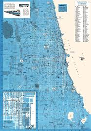 Chicago El Map by What Martin Luther King Jr Wanted For Chicago In 1966 Chicago