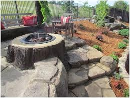 backyards cozy simple backyard fire pit diy outdoor fire pit