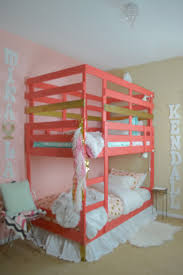 Mydal Bunk Bed Frame Ikea Mydal Bunk Bed Hack Gluten Free Glam