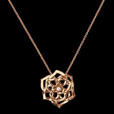 piaget bijoux pendentif or diamant piaget joaillerie g33u0070 bijoux