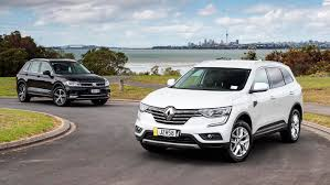 renault koleos 2016 vw tiguan tsi highline 2wd vs renaut koleos zen 4x2 comparison review