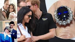 ring diana not kate why meghan could been destined to wear princess