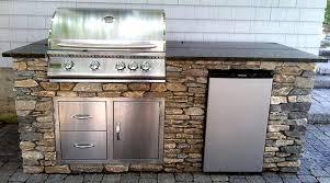 outdoor kitchen island kits marvelous shaped outdoor kitchen island kits outdoor grill