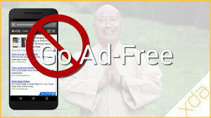 android ad blocker xda get xda ad free