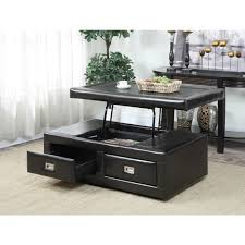 Coffee Table With Lift Top And Storage Picket House Ufl101002ca Fenton Lift Top Storage Ottoman In Dark