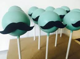 the 25 best mustache cake pops ideas on pinterest yellow cake