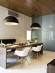 Dining Room Hanging Lights Large Pendant Lights In The Dining Room Modern Hanging Ls