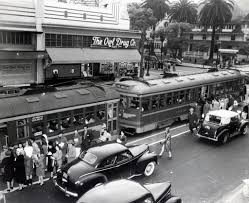 lighting stores in san fernando valley pacific electric 707 northbound highland at hollywood blvd san