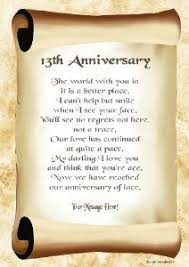 13th anniversary ideas letter fiance regarding happy birthday husband letters