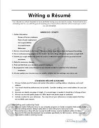 How Do You Write A Resume For A Job by Writing Resumes Free Resume Example And Writing Download