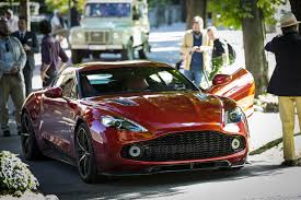 zagato car aston martin vanquish zagato concept combines british engineering