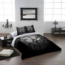 simple dark bedroom gothic decoration blogdelibros