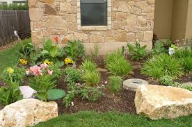 Backyard Xeriscape Ideas Front Yard Xeriscape Ideas Xeriscaped Garden In Tx