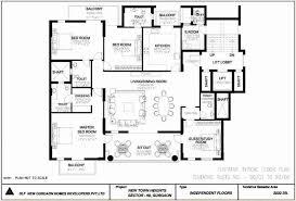 Dlf New Town Heights Sector 90 Floor Plan Floor Plan Archive