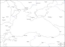 Blank Map Of The 50 States by Black Sea Free Map Free Blank Map Free Outline Map Free Base