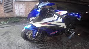 cbr motorbike they vandalised my cbr motorbike london youtube
