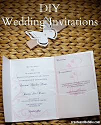 create wedding invitations diy wedding invitations silhouette tutorial create and babble