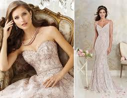 pink wedding dresses uk pink wedding dresses confetti co uk
