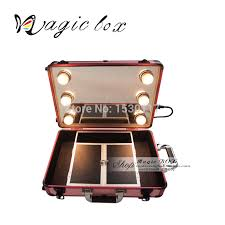 professional makeup lighting portable professional makeup with mirror and lights mugeek vidalondon