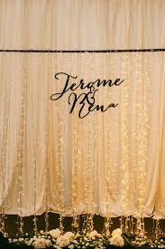 wedding backdrop fairy lights podobny obraz wedding wall backdrops wedding and