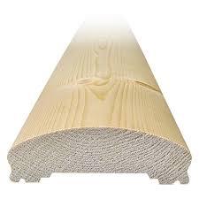 handlauf fichte tanne 2 500 mm x 115 mm x 40 mm bauhaus - Handlauf Holz Balkon