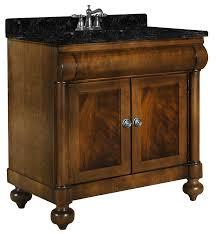 36 Vanity With Granite Top Excellent Fine 36 Bathroom Vanity With Granite Top Shaker Bathroom