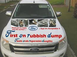 how many ford ranger t6 owners how many problems page 12