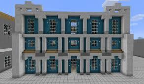 House Schematics by European City Center Schematics Pack Building Pack Minecraft
