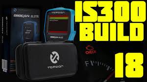 lexus is300 app sensor is300 build ep 18
