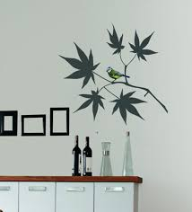 home decor line buy vinyl japanese maple wall sticker by home decor line