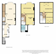 Scarborough Town Centre Floor Plan by 4 Bed Property For Sale In Prospect Road Scarborough Yo12