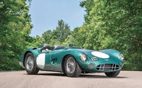 green aston martin the most expensive british car in history 1956 aston martin dbr1