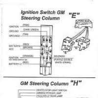 wiring diagram for gm steering column yondo tech
