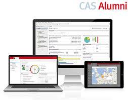 alumni network software solutions relationship management cas alumni cas software ag