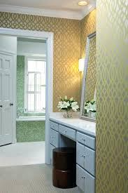 Wallpaper Bathroom Ideas Wall Paper Bathroom U2013 Selected Jewels Info