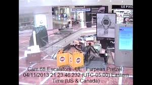 terrifying footage shows garden state plaza shooter calmly