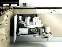 Storage Solutions For Corner Kitchen Cabinets Kitchen Cupboard Corner Storage Swing Out Magic Corner Storage
