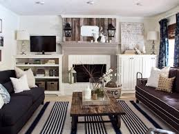 Living Room With White Furniture 16 Distressed Furniture Pieces You Ll Want In Your Home Hgtv
